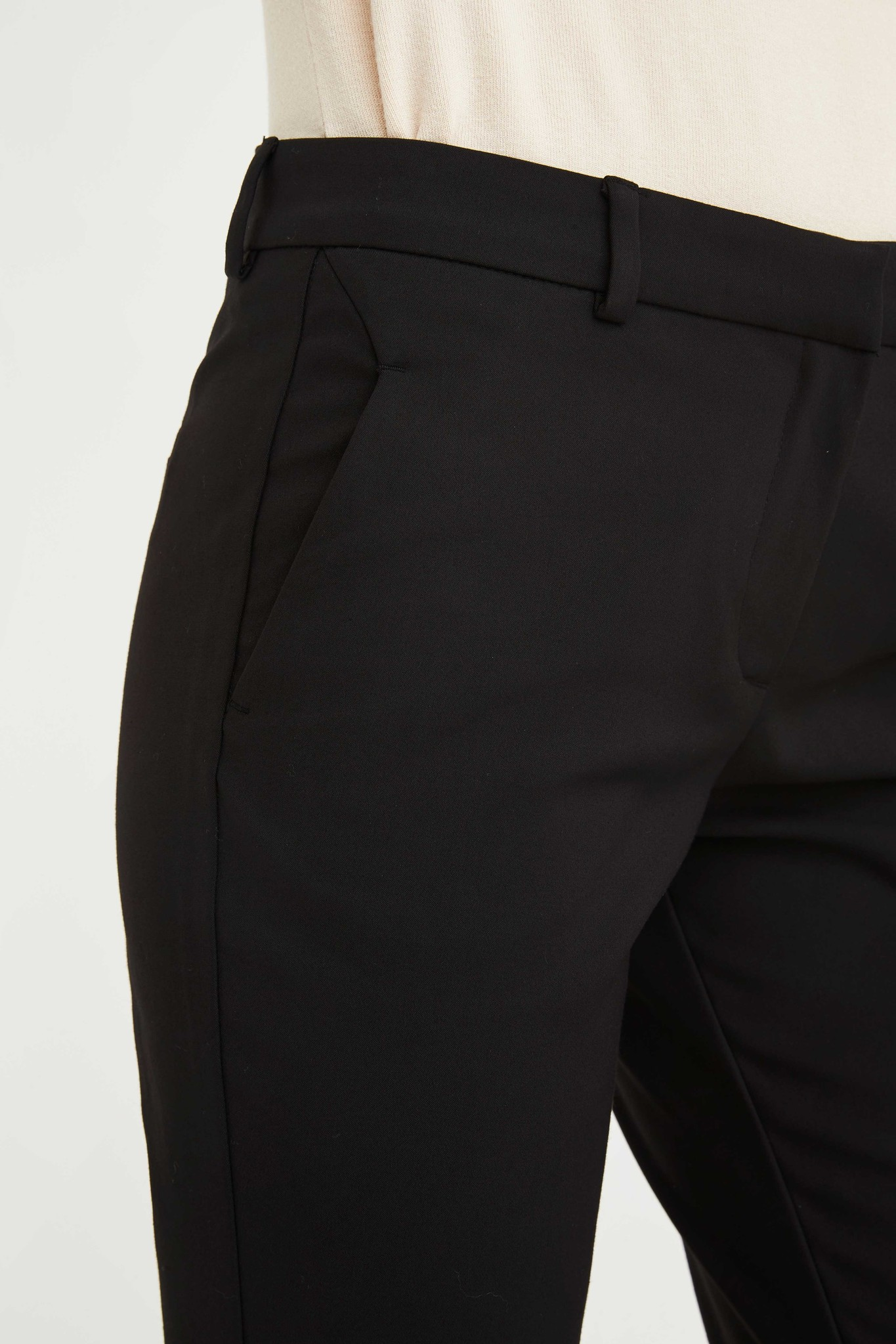 Kylie Pants - Black Jeggin-9