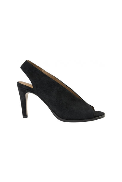 Limon Pump Suede - Black