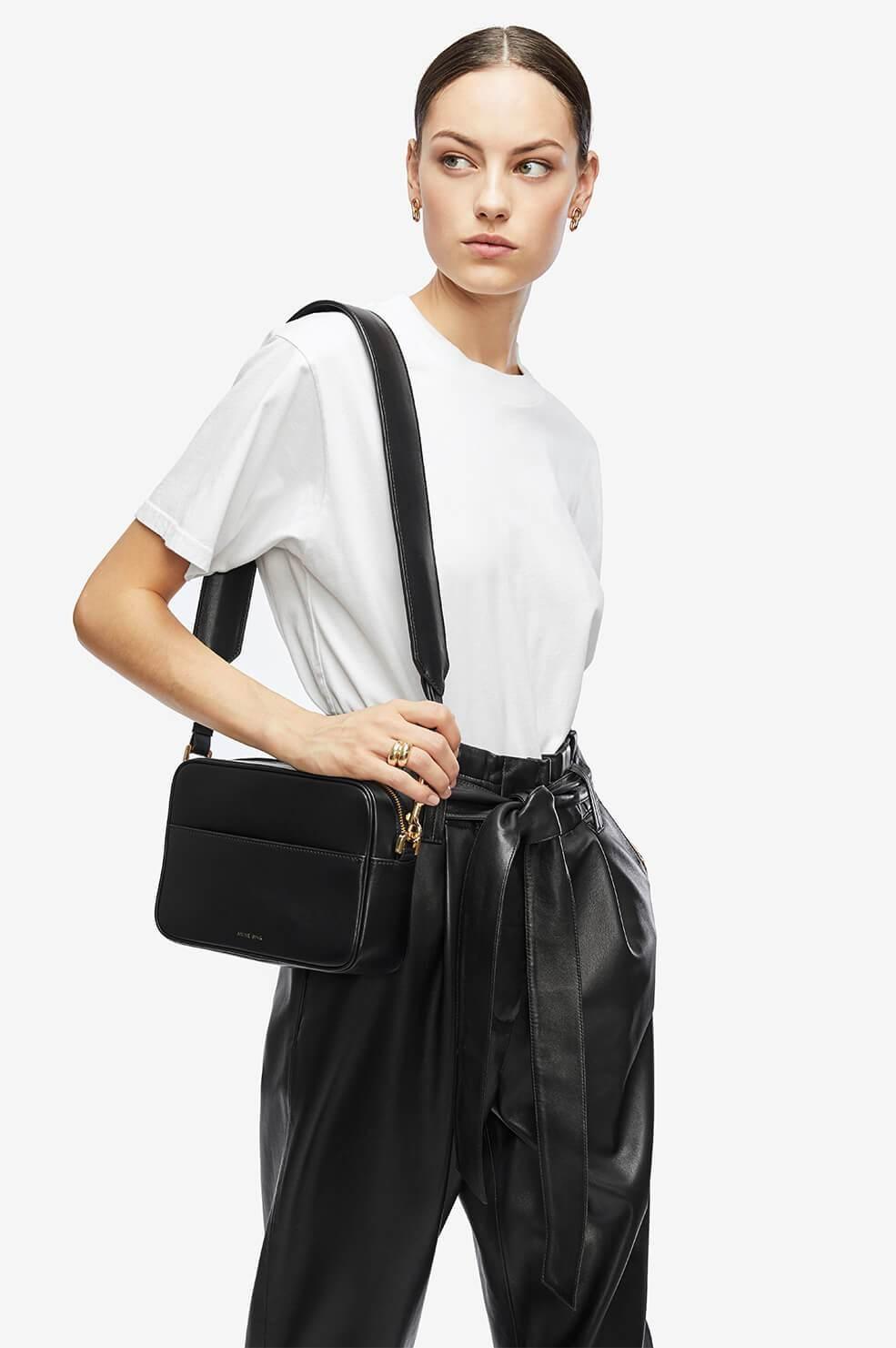 Alice Bag - Solid Black-3