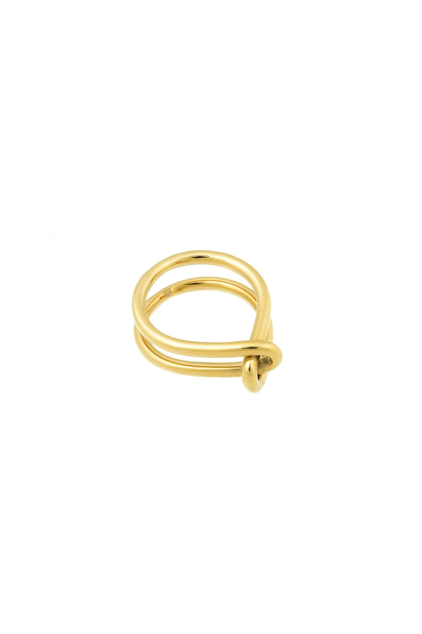 Wire Ring - Gold-1