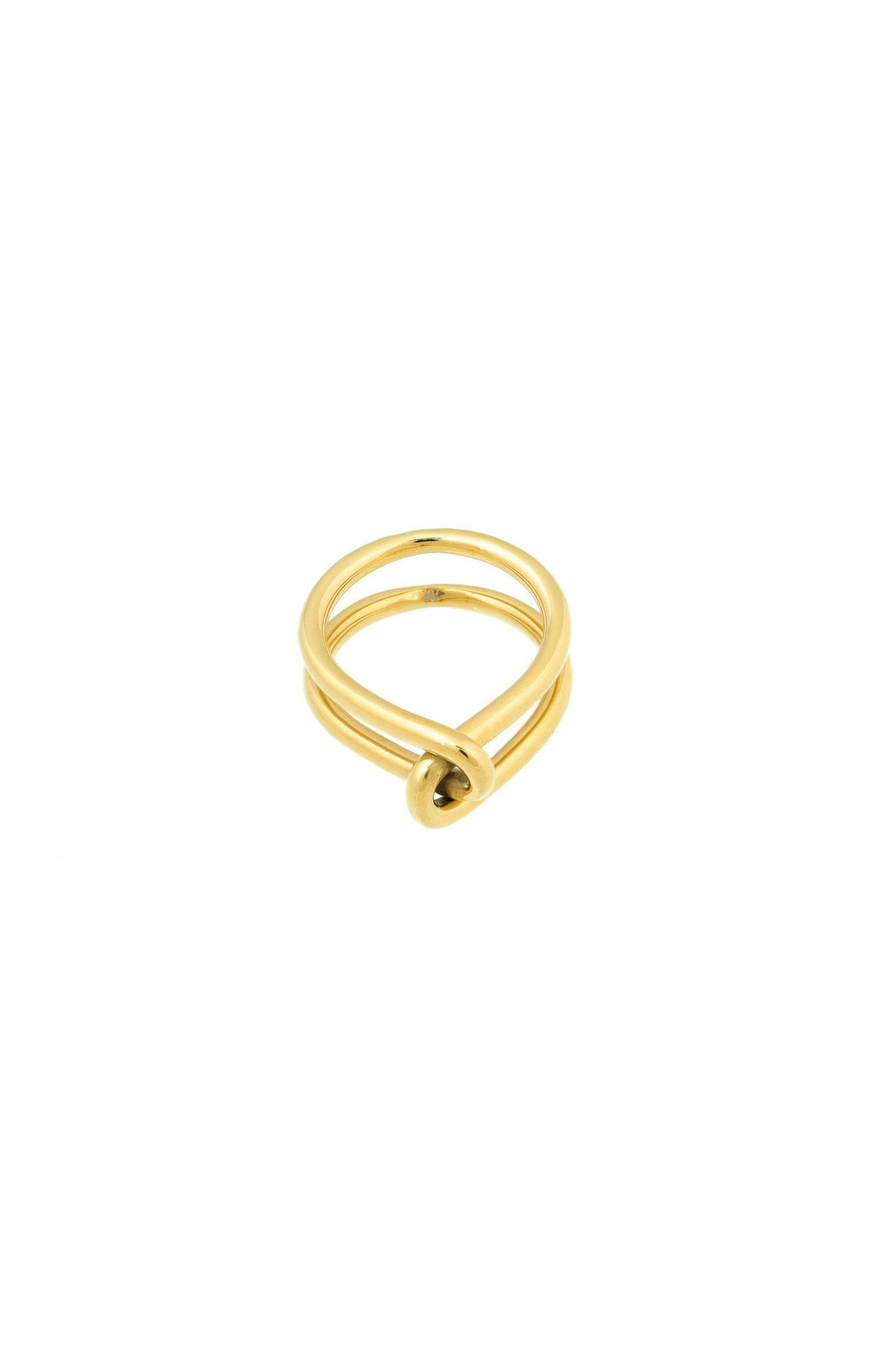 Wire Ring - Gold-3