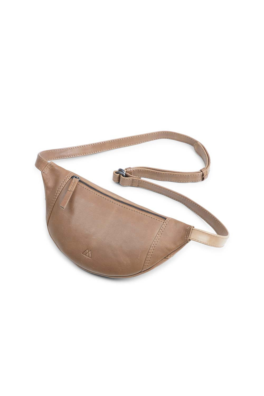 Vida Bum Bag Antique - Caramel-3