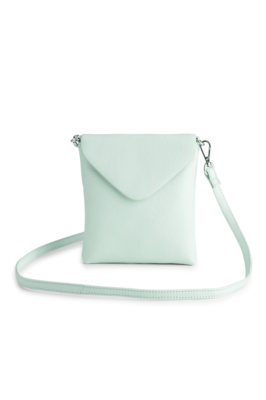 Louisa Crossbody Bag Grain - Mint-1