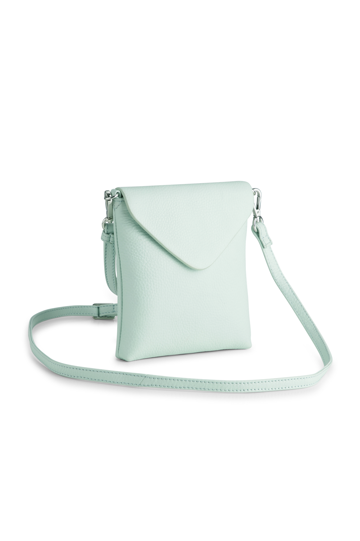 Louisa Crossbody Bag Grain - Mint-2
