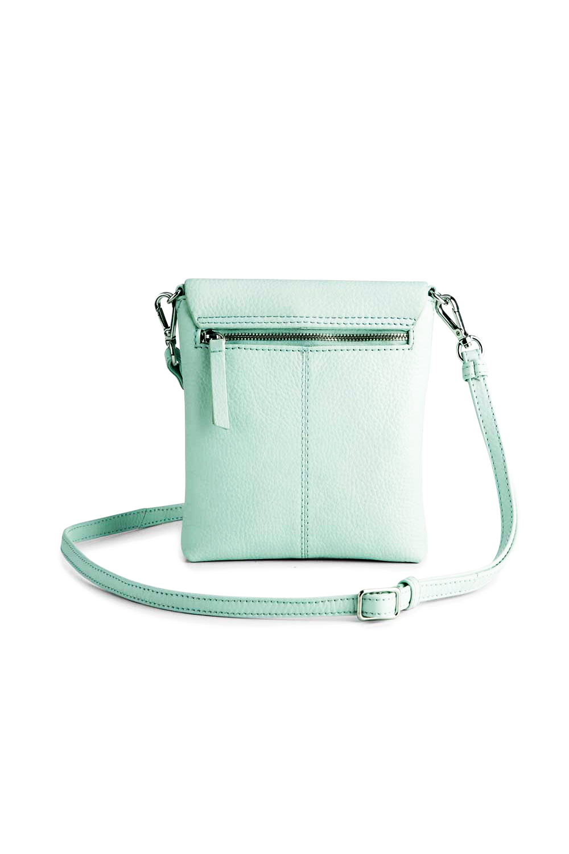 Louisa Crossbody Bag Grain - Mint-4