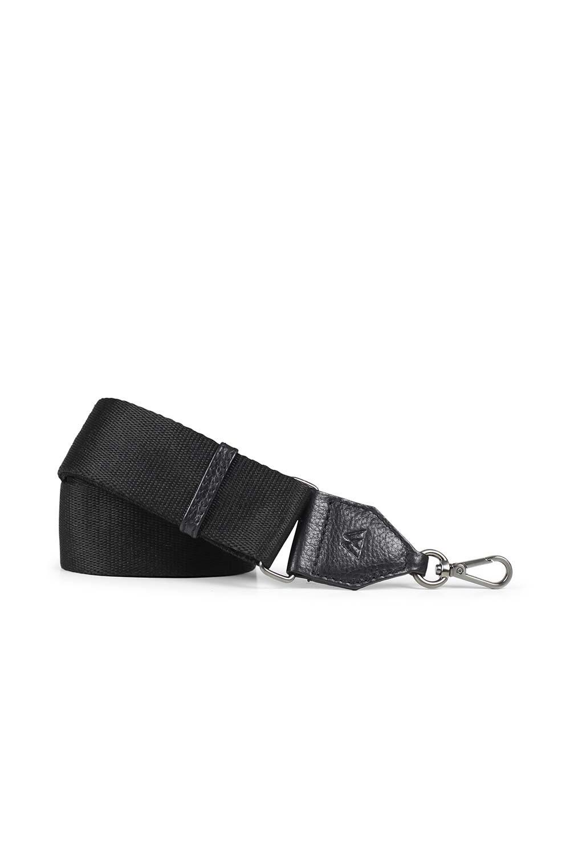 Bexley Crossbody Bag Grain - Black w/ Black-3