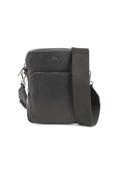 Bexley Crossbody Bag Grain - Black w/ Black
