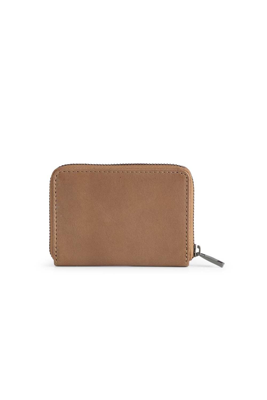 Selma Wallet Antique - Caramel-4