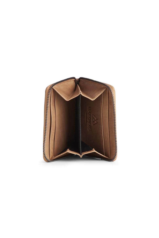 Selma Wallet Antique - Caramel-5