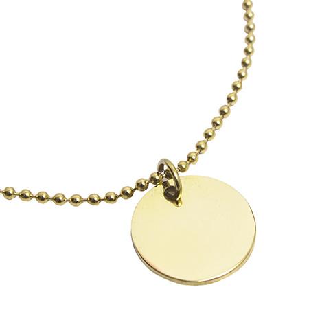 Coin Bracelet - Gold-2