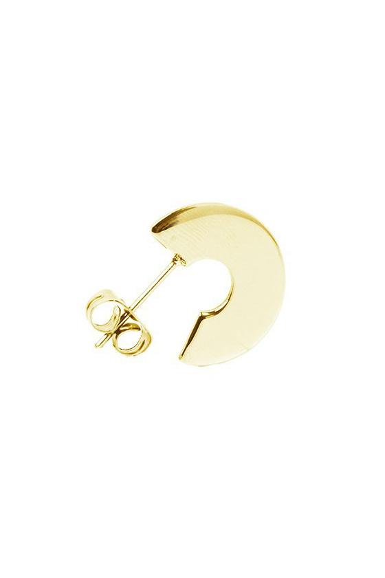 Bold Earrings - Gold-3