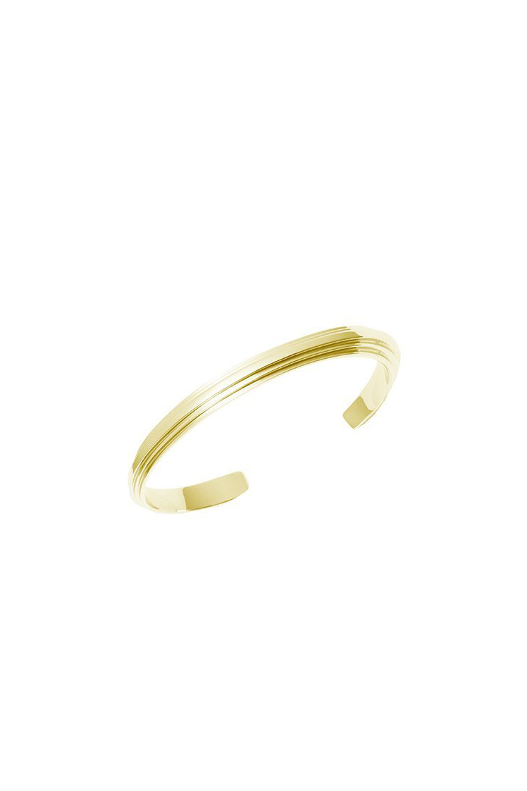 Stack Bracelet - Gold-1