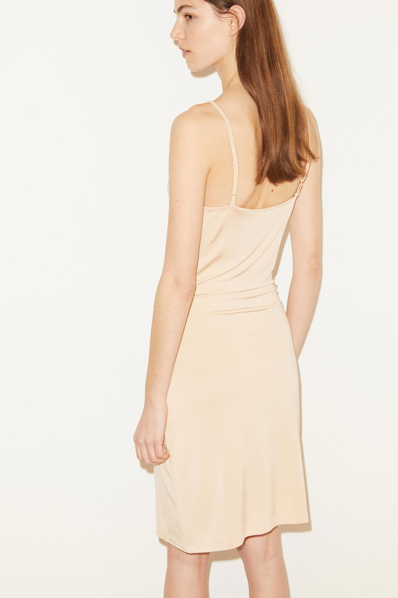 Camille Dress - Champagne-3