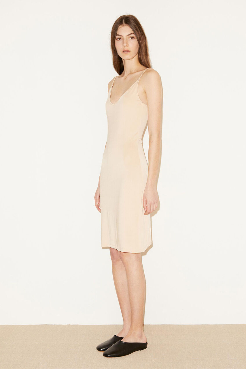 Camille Dress - Champagne-2
