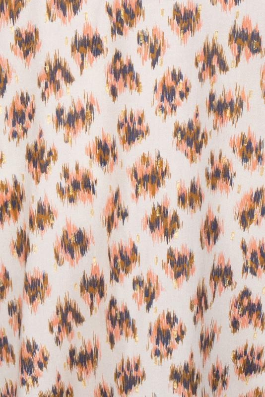 Willow Animaux Print Blouse - Multicolour-5