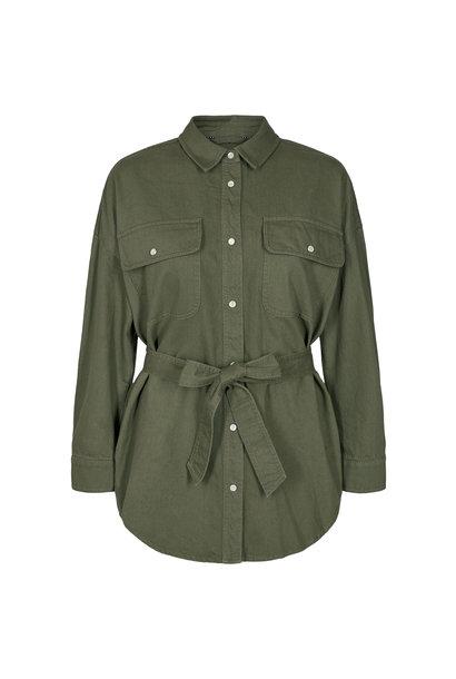 Maxine Shirt - Army