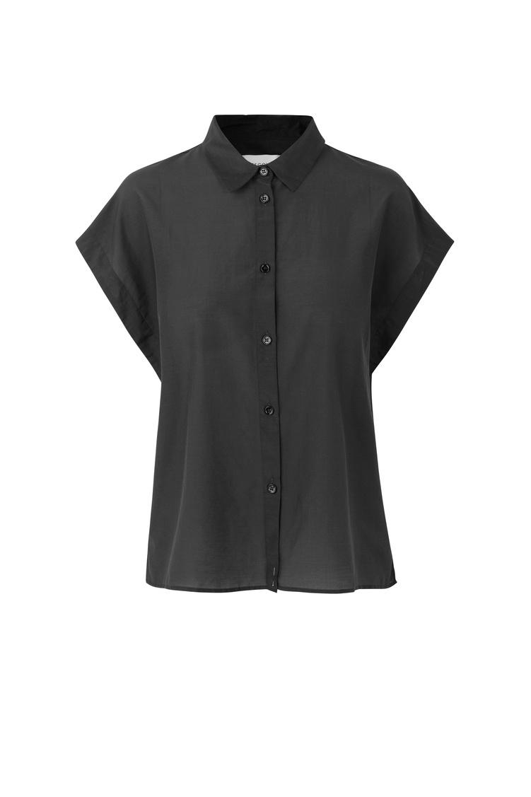 Auso Shirt - Black Beauty S-1