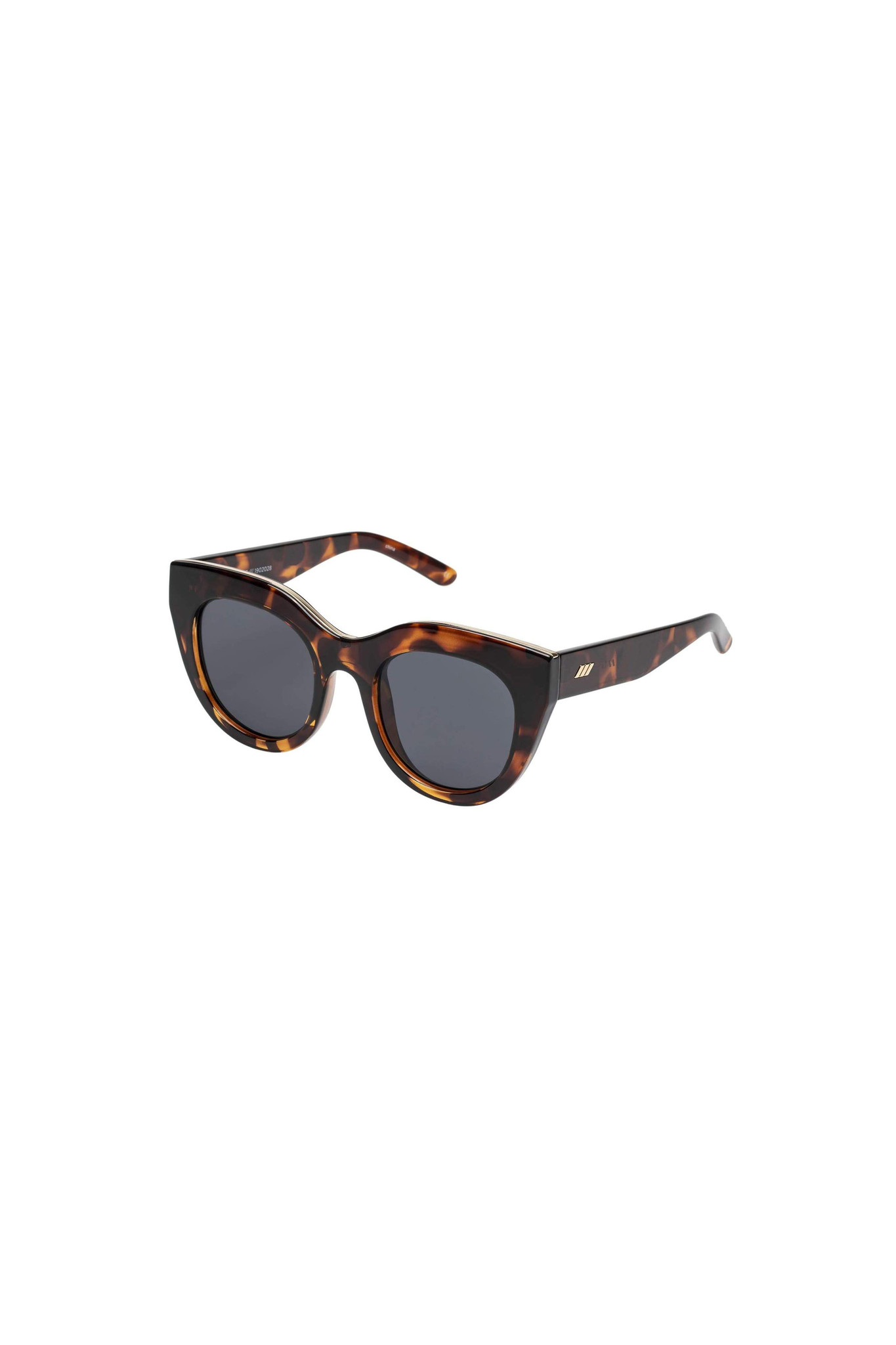Air Heart Sunglasses - Tortoise-3