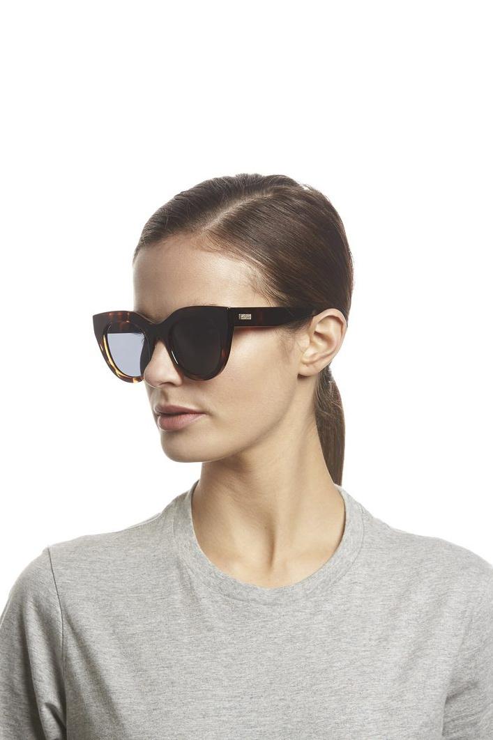 Air Heart Sunglasses - Tortoise-4
