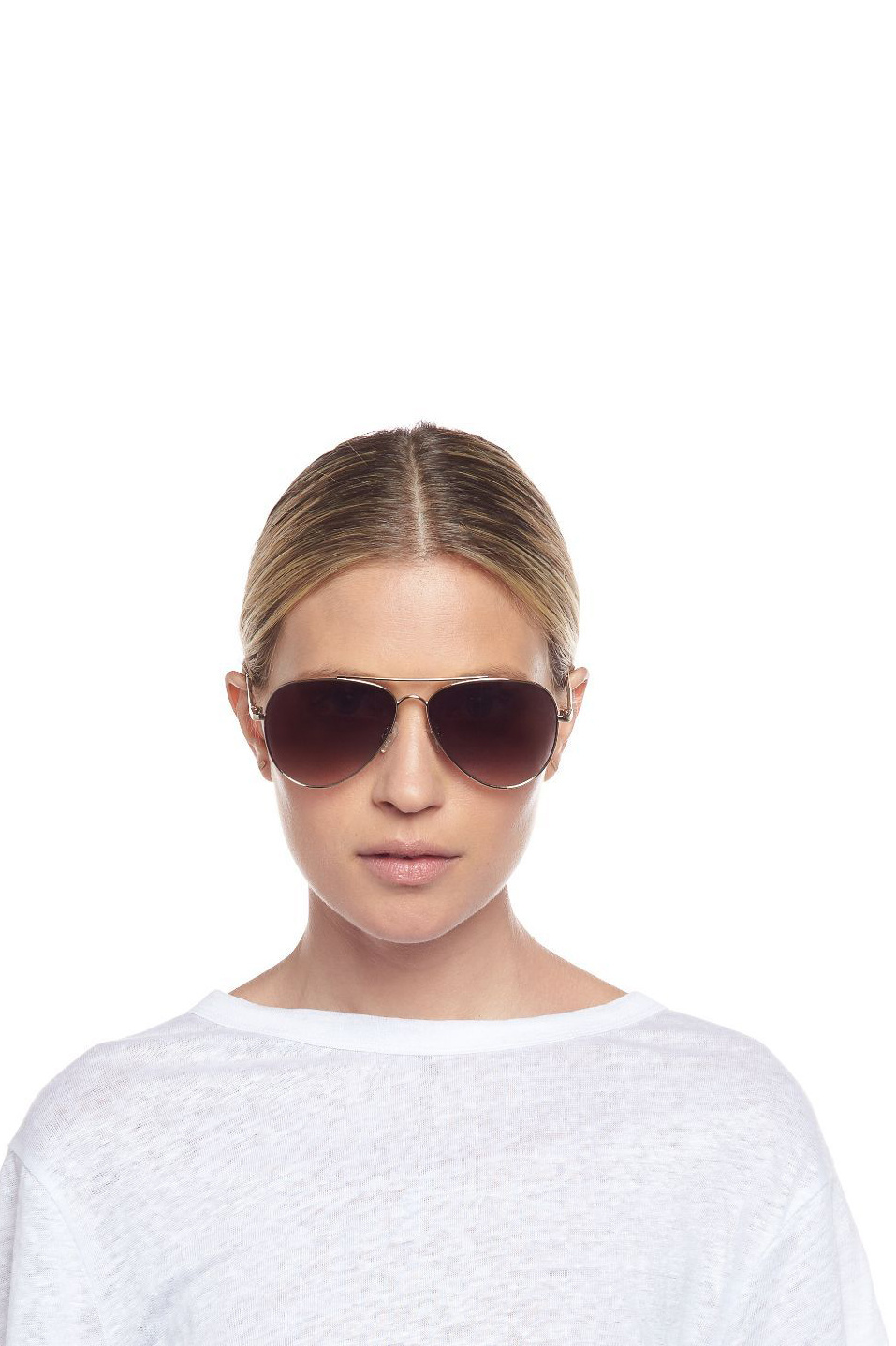 Fly High Sunglasses - Gold-2
