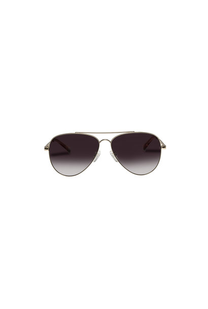 Fly High Sunglasses - Gold