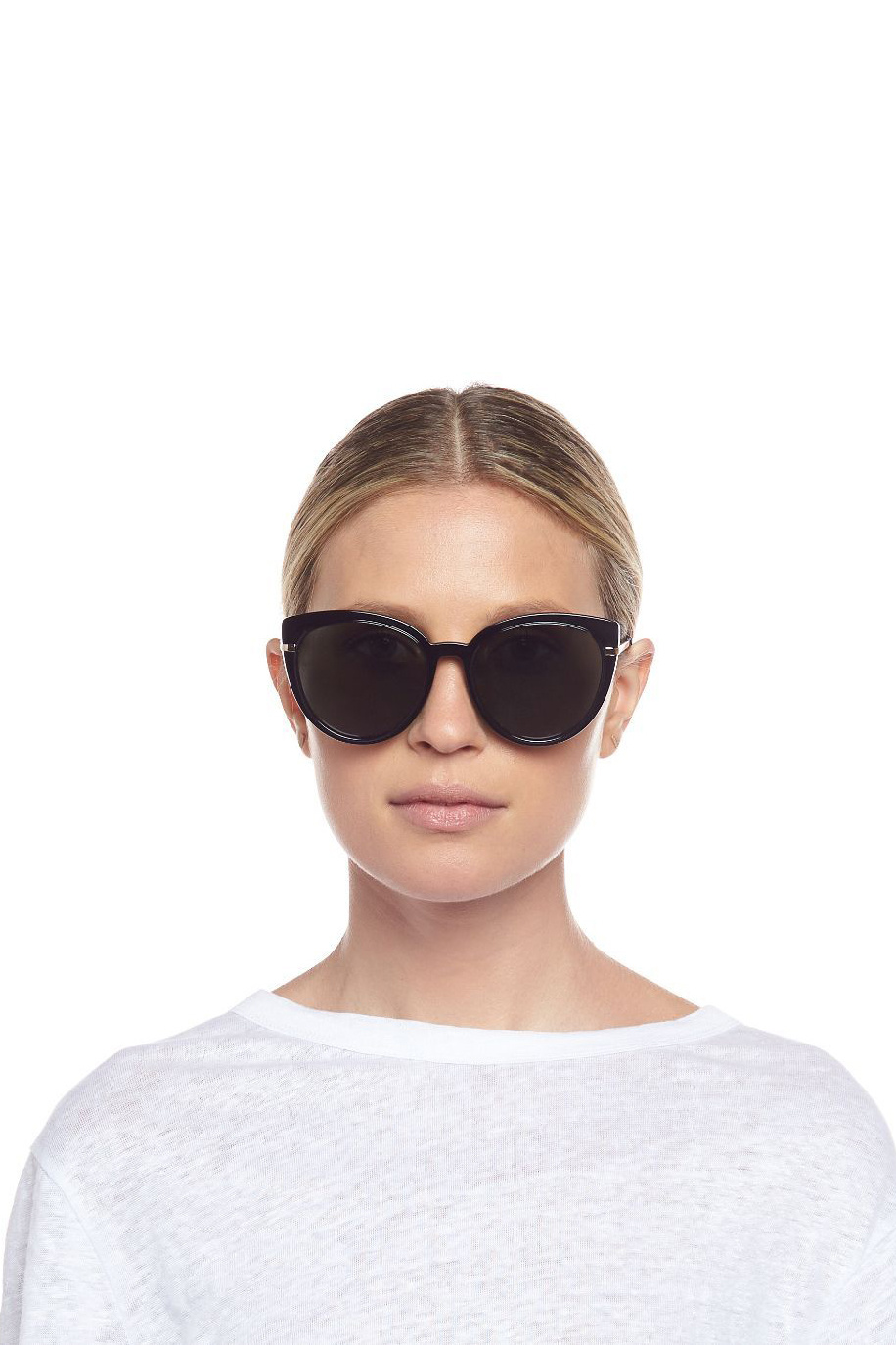 Promiscuous *Polarized* Sunglasses - Black-2