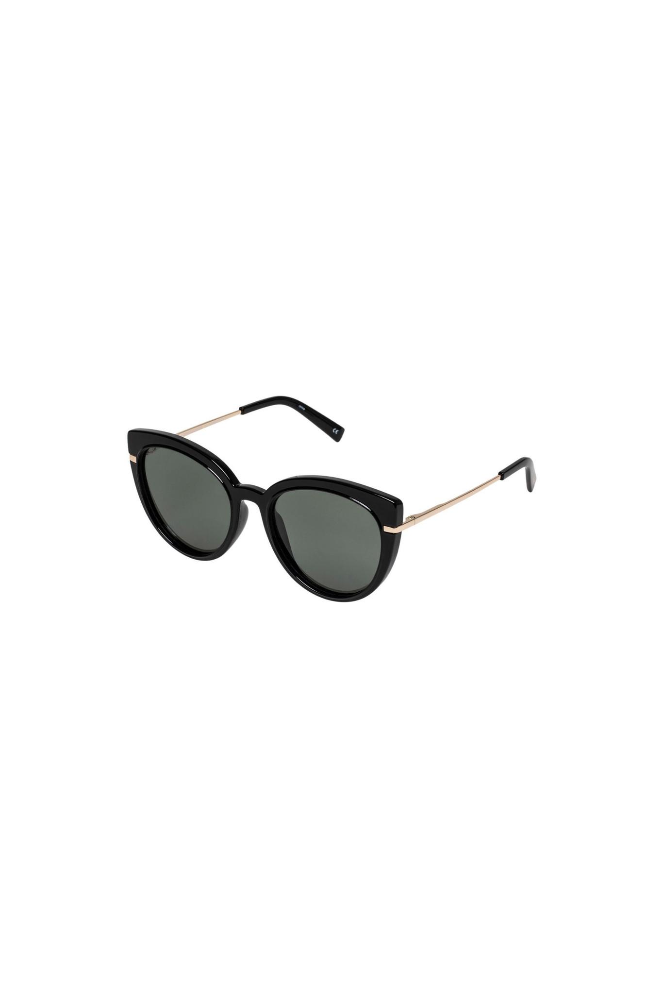 Promiscuous *Polarized* Sunglasses - Black-3