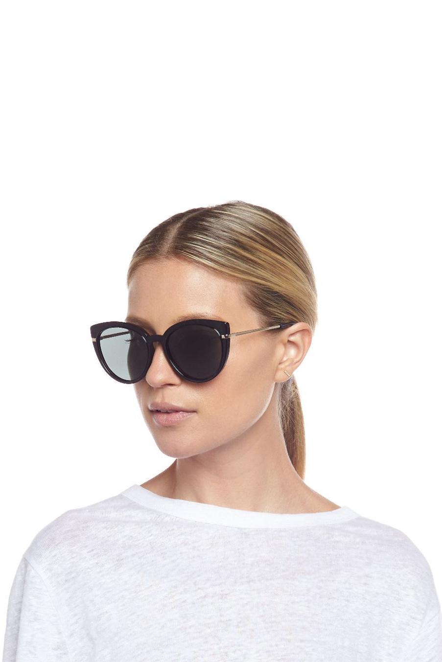 Promiscuous *Polarized* Sunglasses - Black-4