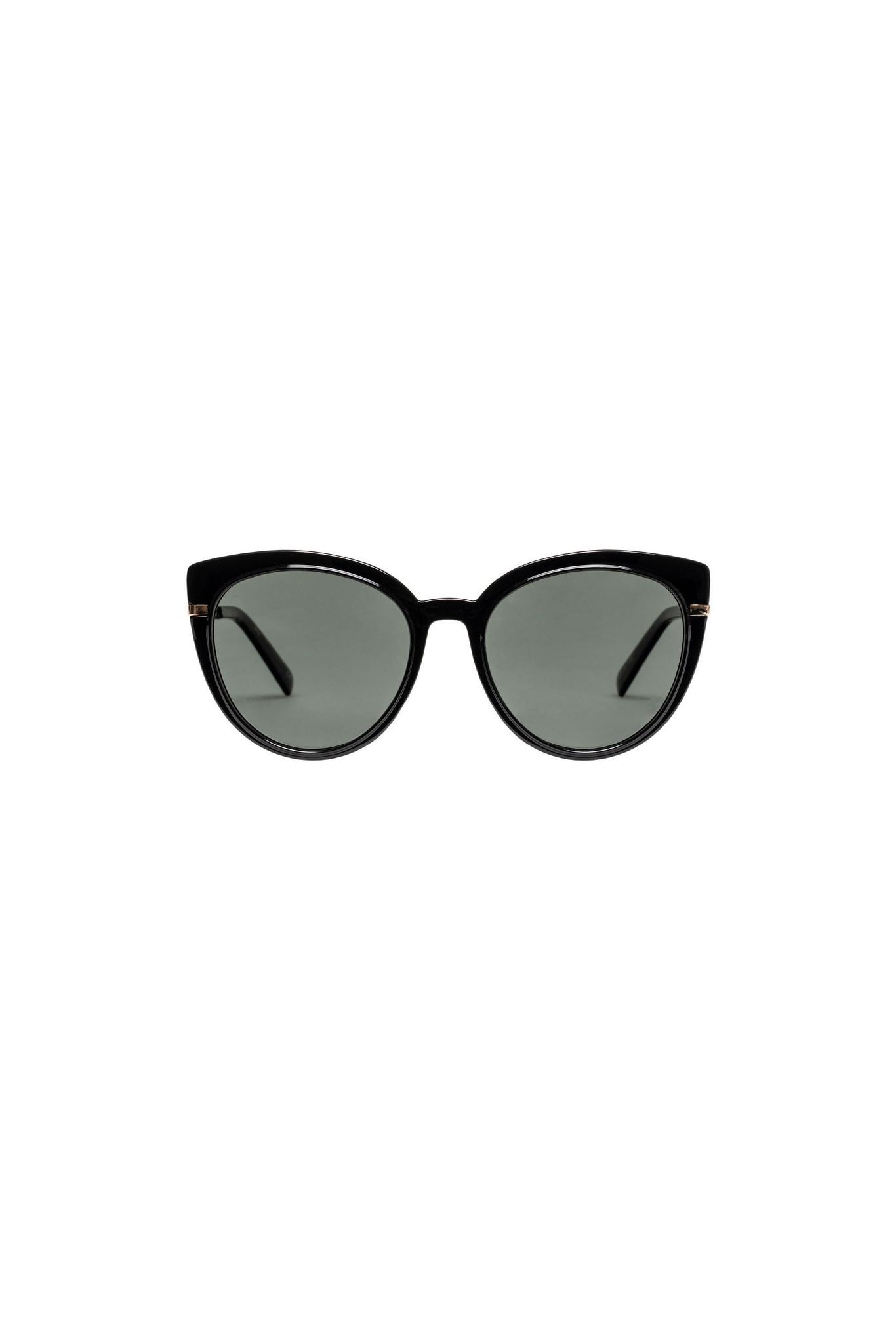 Promiscuous *Polarized* Sunglasses - Black-1