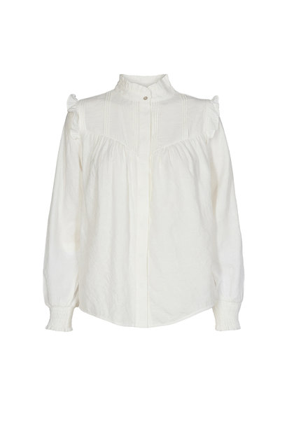 Mason Shirt - Gebroken Wit