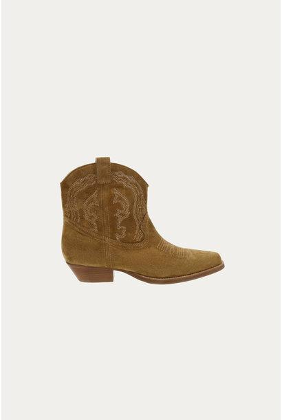 Colt Ankle Boots - Camel