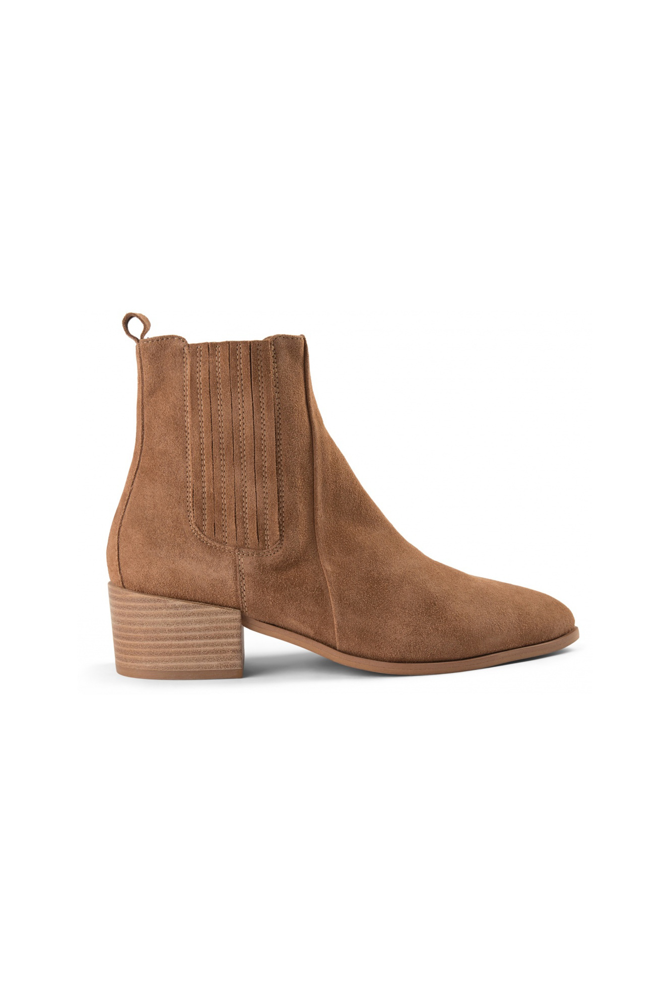 Sage Boot - Taupe Suede-1