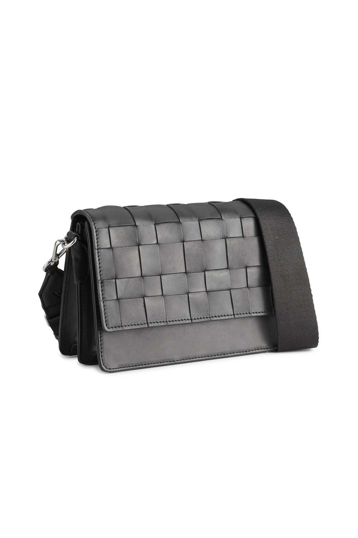 Margit Crossbody Bag Antique - Black w/ Black-2
