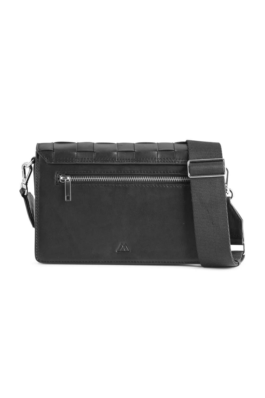 Margit Crossbody Bag Antique - Black w/ Black-4