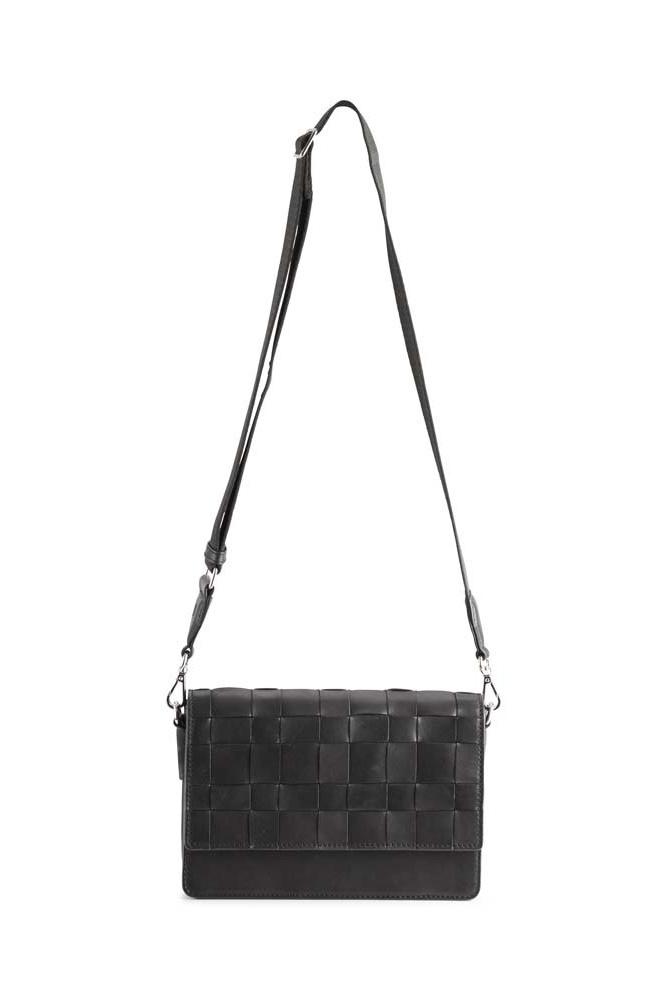 Margit Crossbody Bag Antique - Black w/ Black-6