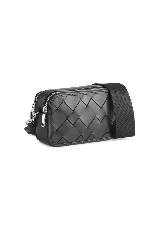Ena Crossbody Bag Antique - Black w/ Black-2