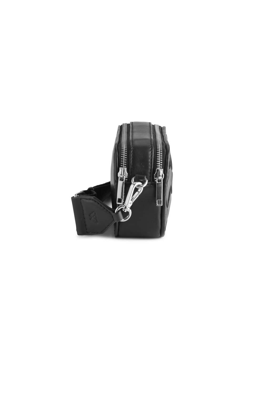 Ena Crossbody Bag Antique - Black w/ Black-3