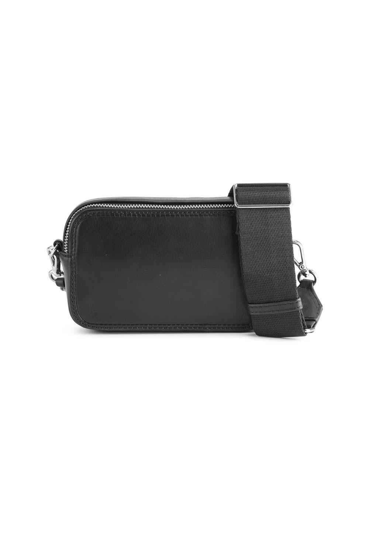 Ena Crossbody Bag Antique - Black w/ Black-4