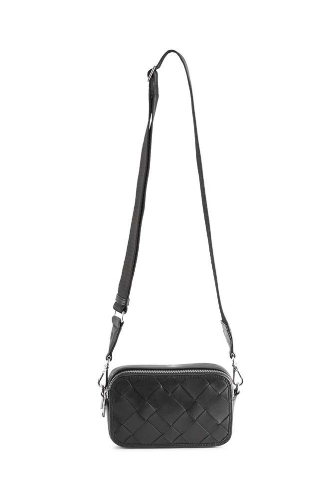 Ena Crossbody Bag Antique - Black w/ Black-6