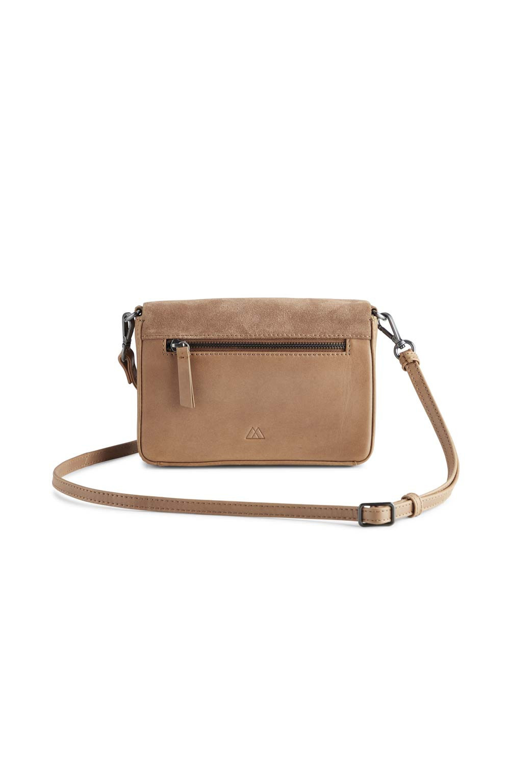 Vanya Crossbody Bag Antique Mix - Caramel-4