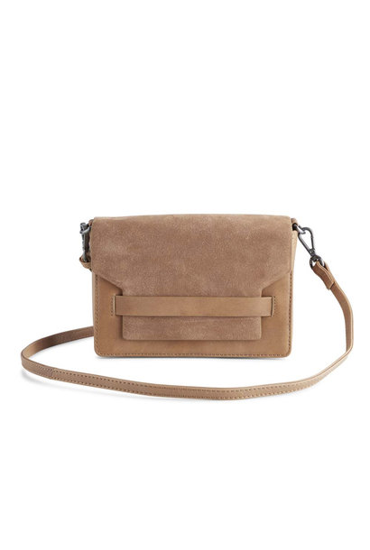 Vanya Crossbody Bag Antique Mix - Caramel