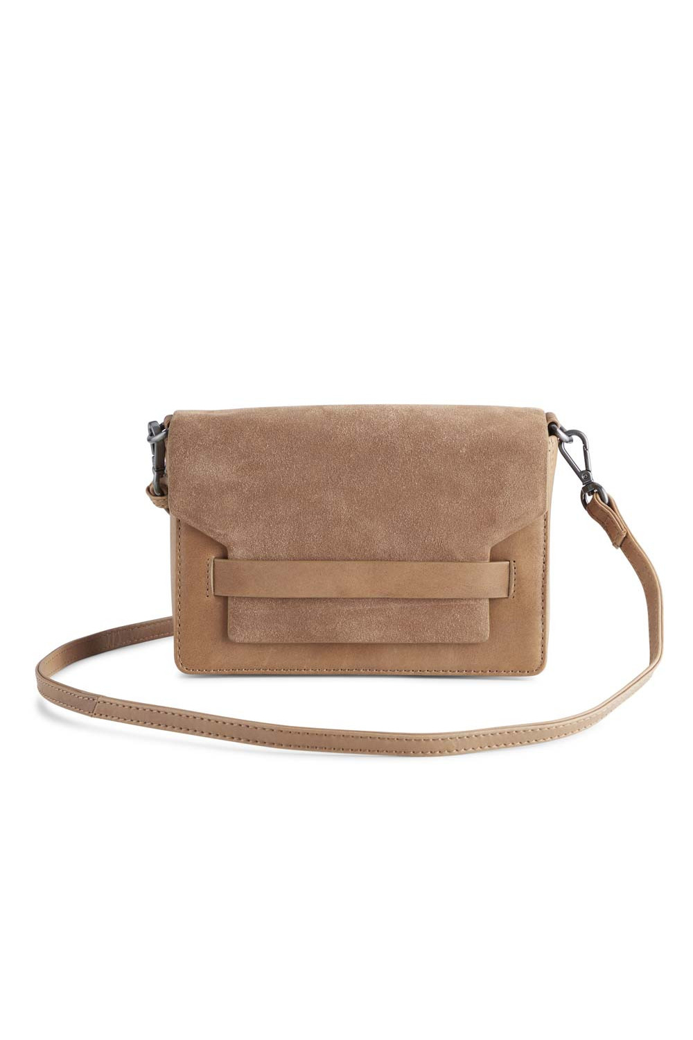 Vanya Crossbody Bag Antique Mix - Caramel-1