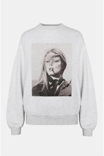 Ramona Sweatshirt AB x TO - Heather Grey