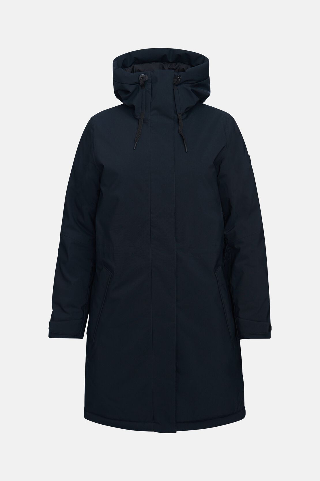 Unified Parka - Blue Shadow-1