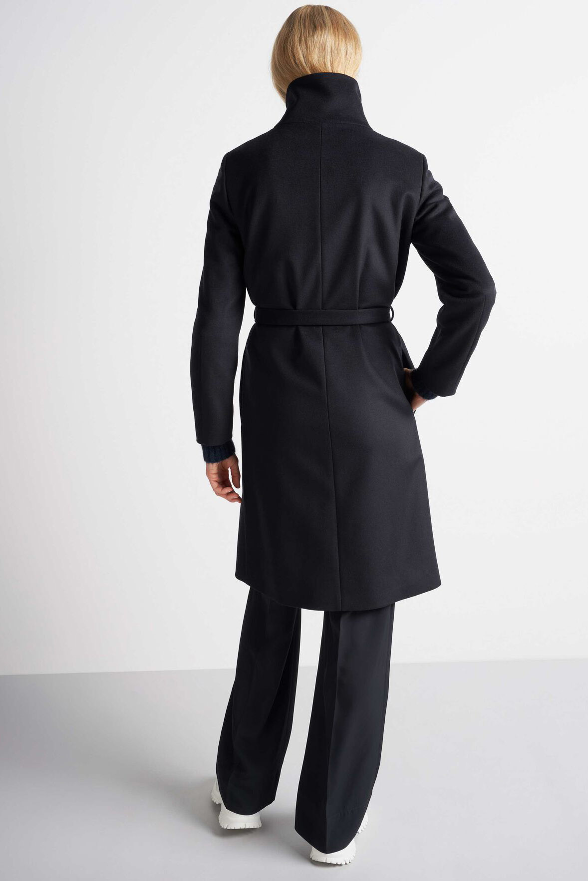 Cori Coat - Black-3