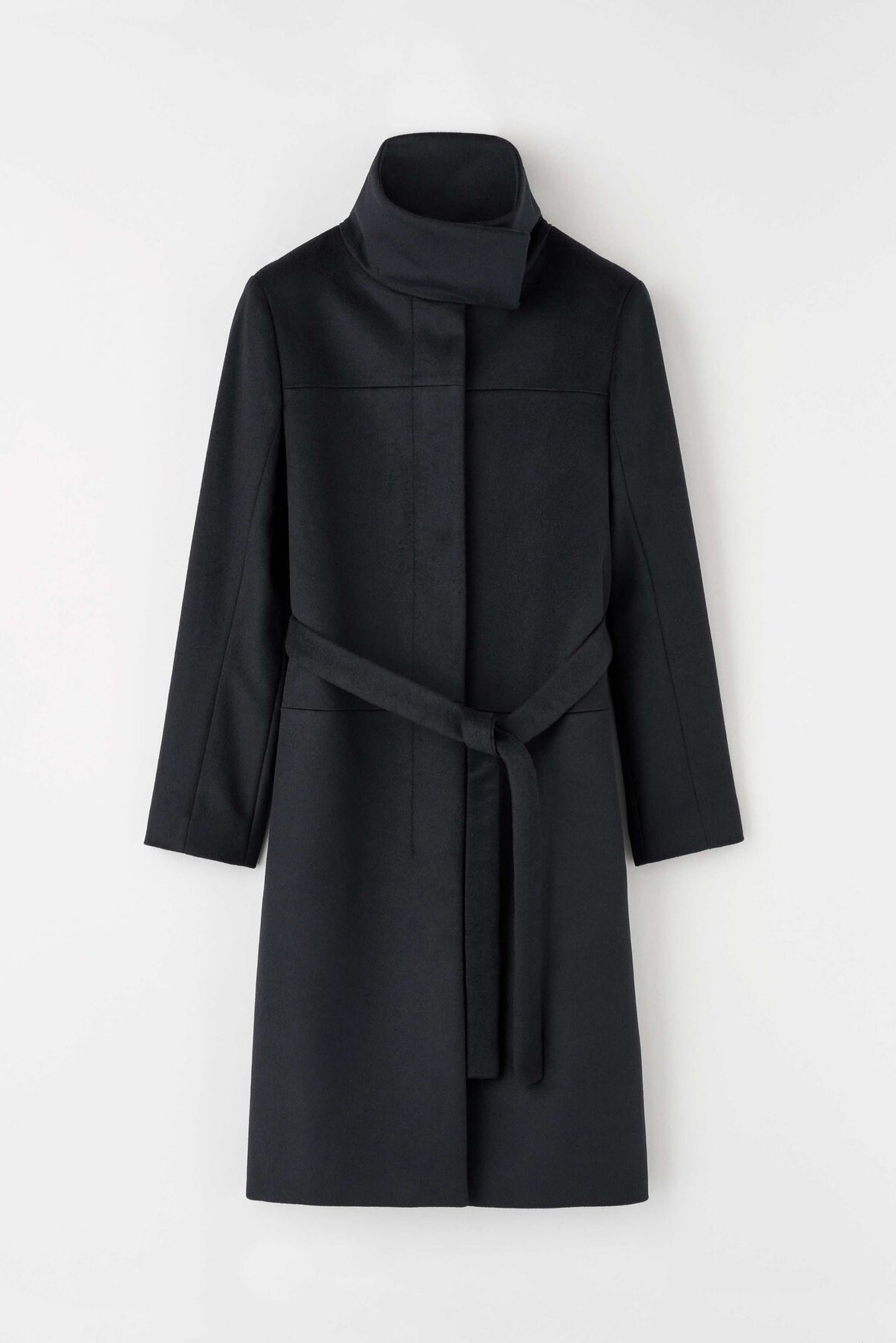 Cori Coat - Black-6