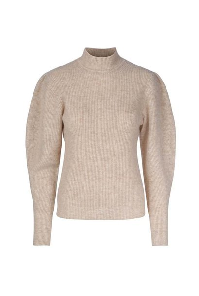 Molly Sweater - Eggshell S