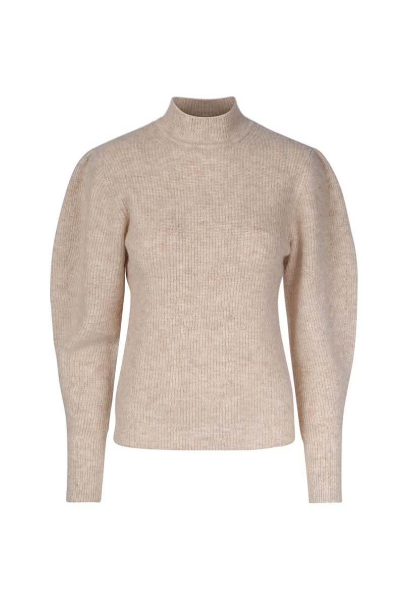 Molly Sweater - Eggshell S-1