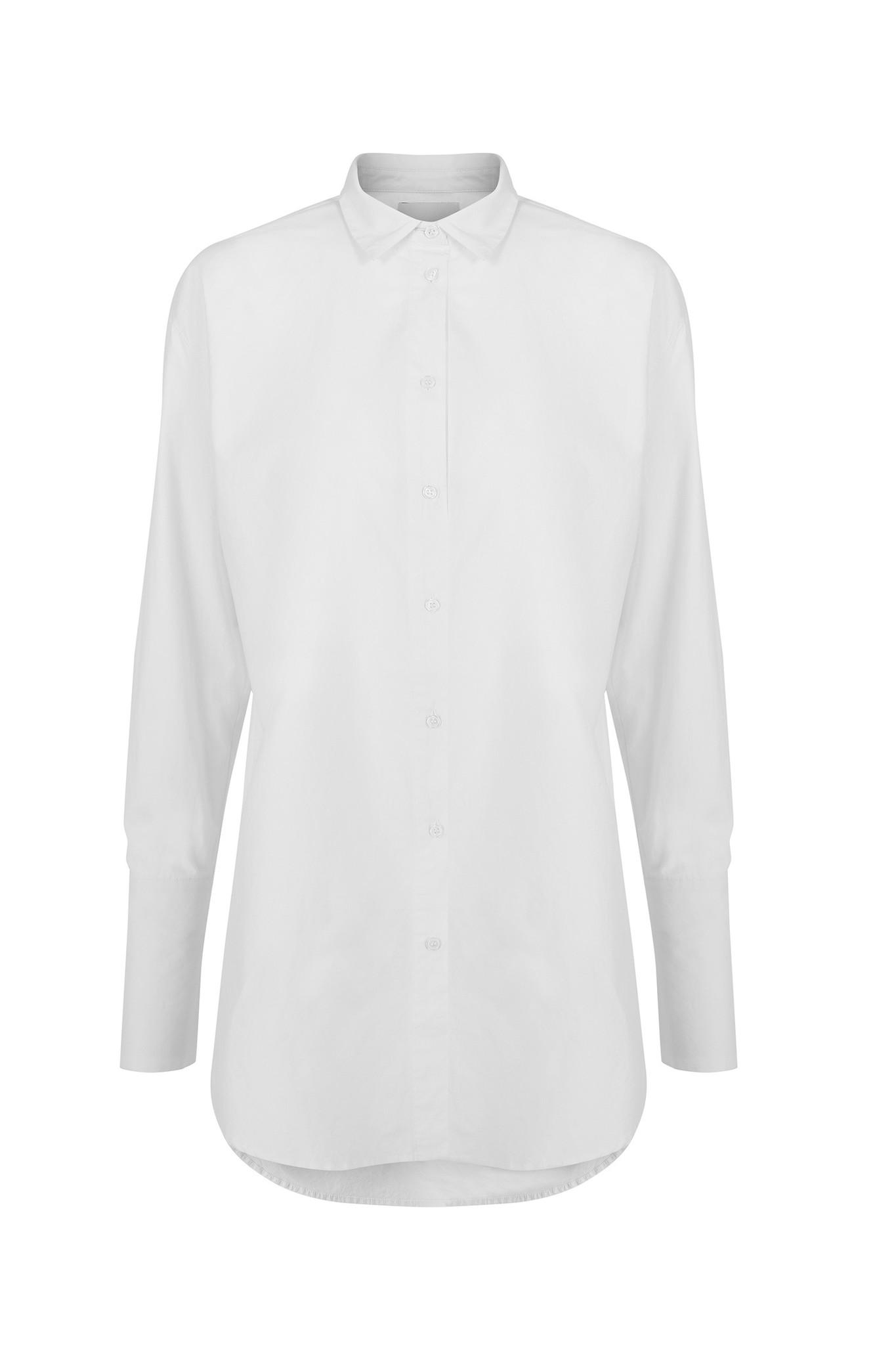 Nice Shirt - White XS-1