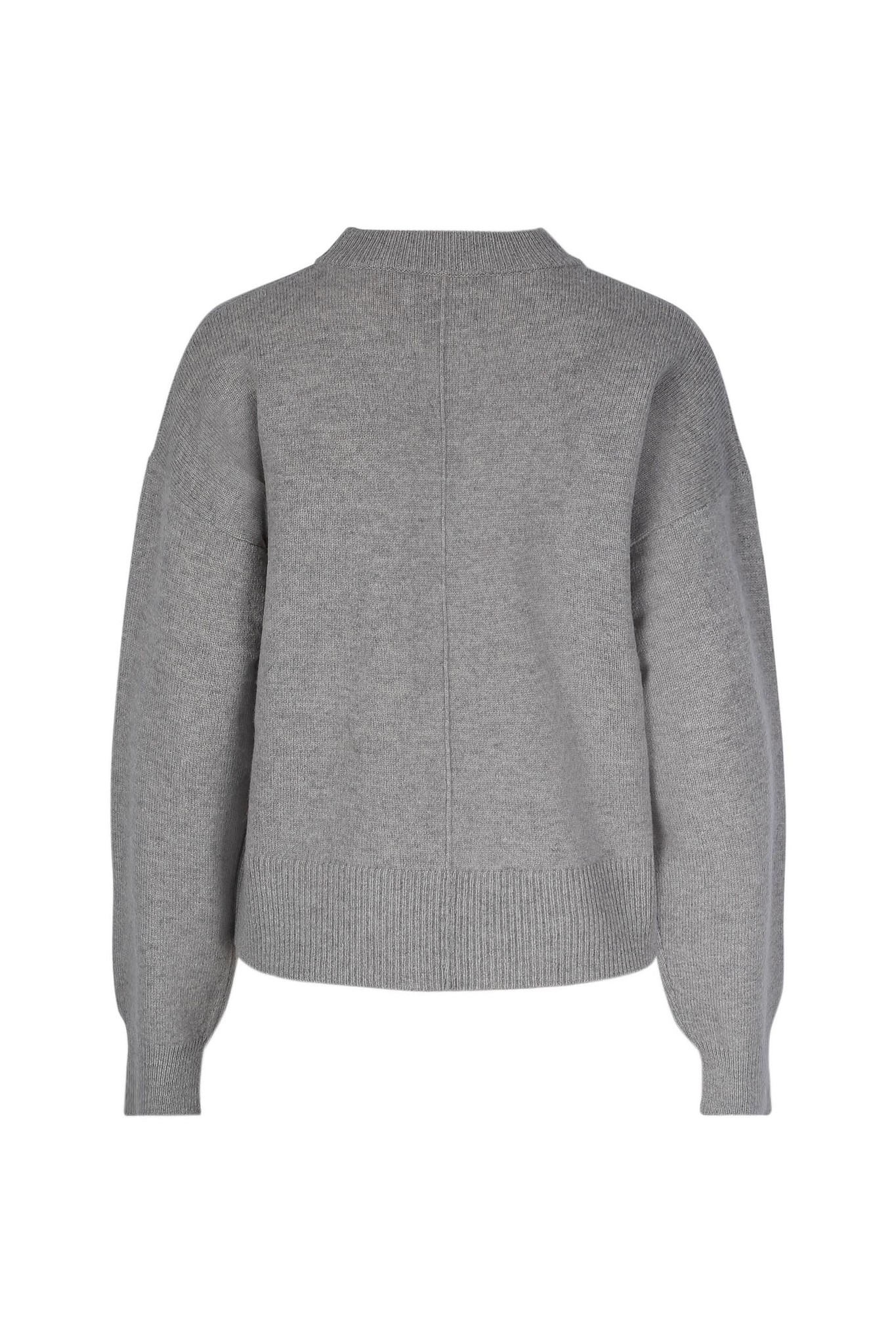 Gigi Sweater - Light Grey-2